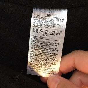 Old Navy Jackets & Coats - Old Navy Herringbone Puffer Vest
